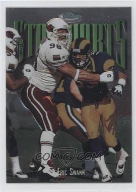 1997 Topps Finest Embossed #311 - Eric Swann