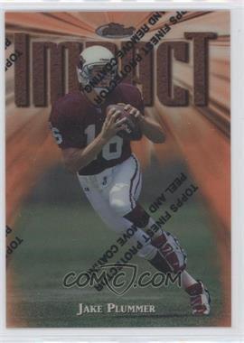 1997 Topps Finest #234 - Jake Plummer