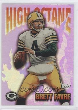 1997 Topps High Octane #HO-1 - Brett Favre