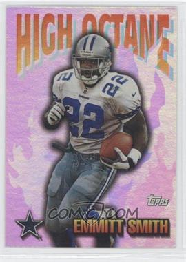 1997 Topps High Octane #HO-5 - Emmitt Smith