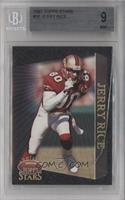 Jerry Rice [BGS 9]