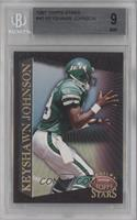Keyshawn Johnson [BGS 9]