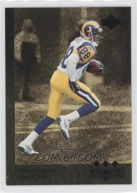 1997 Upper Deck Black Diamond [???] #161 - Eddie Kennison