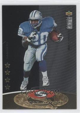 1997 Upper Deck Collector's Choice - Starquest #SQ86 - Barry Sanders