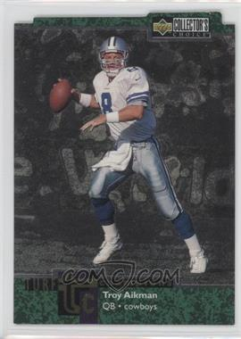 1997 Upper Deck Collector's Choice - Turf Champions #TC83 - Troy Aikman