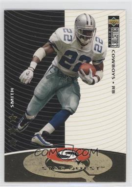 1997 Upper Deck Collector's Choice [???] #SQ71 - Emmitt Smith
