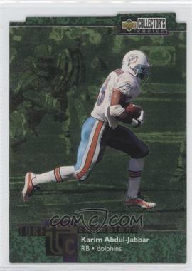 1997 Upper Deck Collector's Choice [???] #TC77 - Karim Abdul-Jabbar