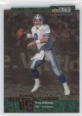 1997 Upper Deck Collector's Choice [???] #TCTC83 - Troy Aikman