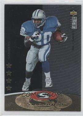 1997 Upper Deck Collector's Choice Starquest #SQ86 - Barry Sanders