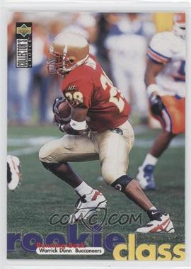 1997 Upper Deck Collector's Choice Team Sets - Tampa Bay Buccaneers #TB 8 - Warrick Dunn