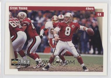 1997 Upper Deck Collector's Choice Team Sets San Francisco 49ers #SF11 - Steve Young