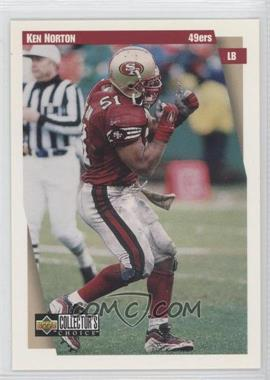 1997 Upper Deck Collector's Choice Team Sets San Francisco 49ers #SF5 - Ken Norton