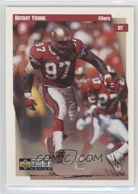 1997 Upper Deck Collector's Choice Team Sets San Francisco 49ers #SF8 - Bryant Young