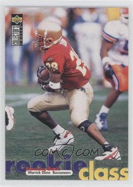 1997 Upper Deck Collector's Choice Team Sets Tampa Bay Buccaneers #TB 8 - Warrick Dunn