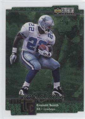 1997 Upper Deck Collector's Choice Turf Champions #TC61 - Emmitt Smith