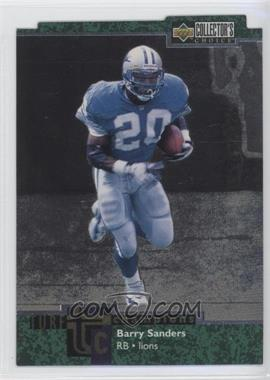 1997 Upper Deck Collector's Choice Turf Champions #TC85 - Barry Sanders
