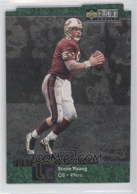 1997 Upper Deck Collector's Choice Turf Champions #TC88 - Steve Young