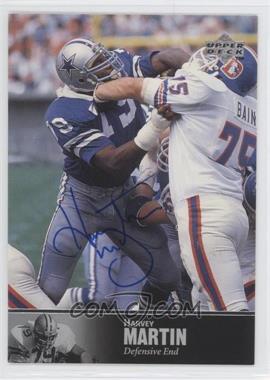 1997 Upper Deck NFL Legends - Autographs #AL-135 - Harvey Martin