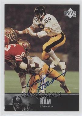 1997 Upper Deck NFL Legends - Autographs #AL-72 - Jack Ham