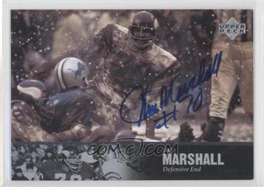 1997 Upper Deck NFL Legends Autographs #AL-134 - Jim Marshall