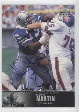 1997 Upper Deck NFL Legends Autographs #AL-135 - Harvey Martin