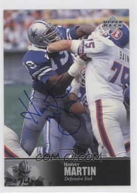 1997 Upper Deck NFL Legends Autographs #AL-135 - Harvey Martin