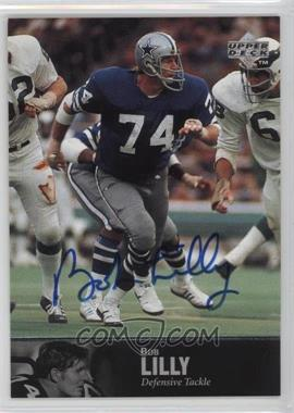 1997 Upper Deck NFL Legends Autographs #AL-46 - Bob Lilly