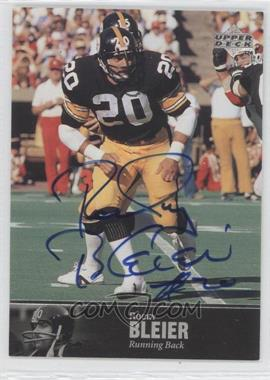1997 Upper Deck NFL Legends Autographs #AL-79 - Rocky Bleier