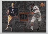 Paul Hornung, Dick Butkus