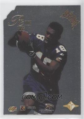 1998 Absolute [???] #N/A - Jerry Rice, Randy Moss
