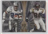 Emmitt Smith, Cris Carter, Junior Seau, Darren Hambrick