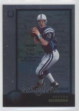 1998 Bowman [???] #1 - Peyton Manning