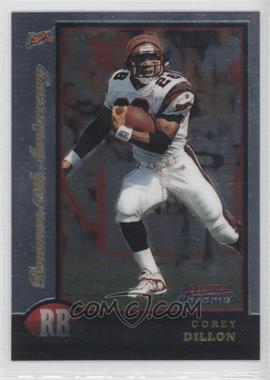 1998 Bowman Chrome - [Base] - Golden Anniversary #62 - Corey Dillon /50