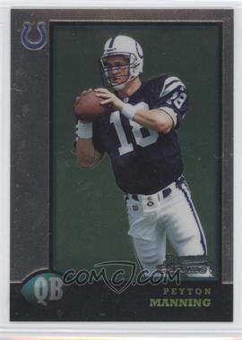 1998 Bowman Chrome Preview #BCP1 - Peyton Manning