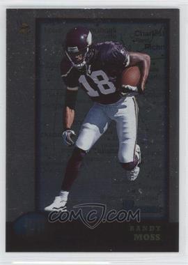 1998 Bowman Interstate #182 - Randy Moss