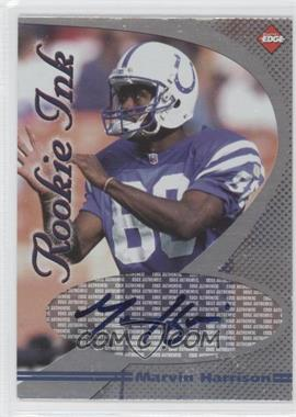 1998 Collector's Edge 1st Place [???] #N/A - Marvin Harrison