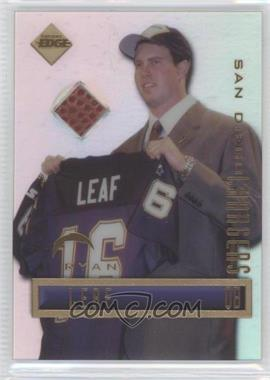 1998 Collector's Edge 1st Place [???] #N/A - Ryan Leaf