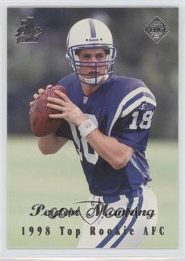 1998 Collector's Edge 1st Place 50-Point Silver #135 - Peyton Manning