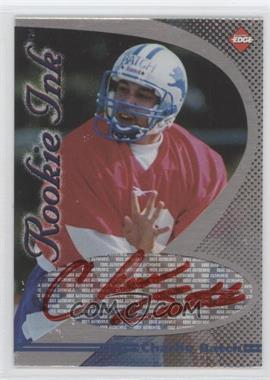 1998 Collector's Edge 1st Place Rookie Ink Red Ink #CHBA - Charlie Batch