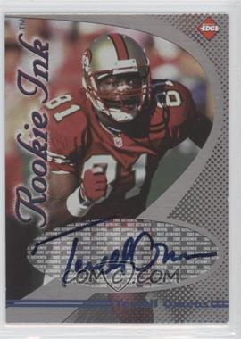 1998 Collector's Edge 1st Place Rookie Ink #TEOW - Terrell Owens