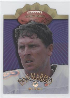 1998 Collector's Edge Advantage [???] #8 - Dan Marino