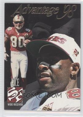 1998 Collector's Edge Advantage 50-Point #150 - Jerry Rice