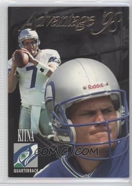 1998 Collector's Edge Advantage 50-Point #155 - Jon Kitna