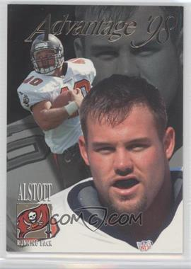 1998 Collector's Edge Advantage 50-Point #164 - Mike Alstott