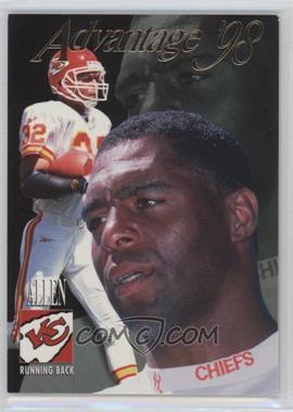 1998 Collector's Edge Advantage 50-Point #80 - Marcus Allen