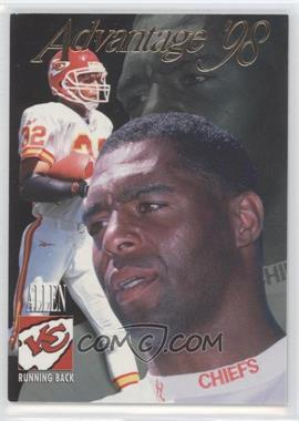 1998 Collector's Edge Advantage 50-Point #80 - Marcus Allen