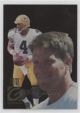 1998 Collector's Edge Advantage Gold #66 - Brett Favre