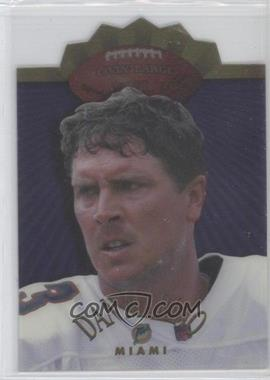 1998 Collector's Edge Advantage Livin' Large #8 - Dan Marino