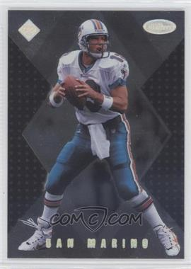 1998 Collector's Edge Masters - [Base] - Preview #185 - Dan Marino