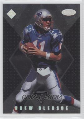 1998 Collector's Edge Masters - [Base] - Preview #187 - Drew Bledsoe